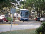 IMAG1485  Unser Bus. 40 Sitzplätze für 16 Leute...