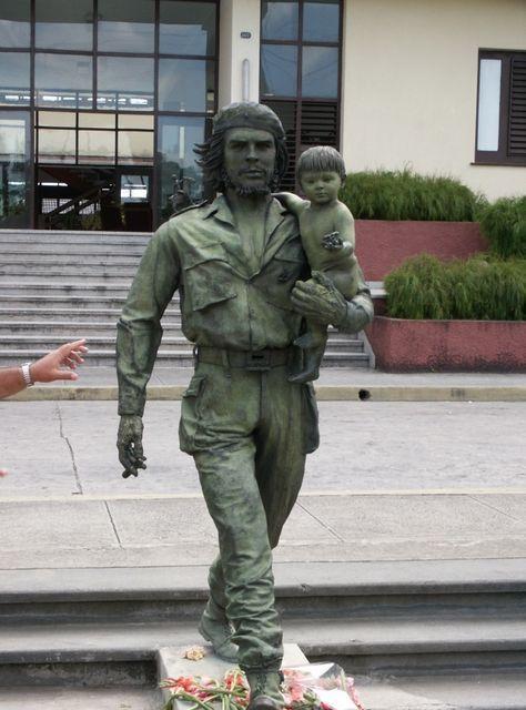 IMAG1530  Che Guevara-Denkmal in Santa Clara