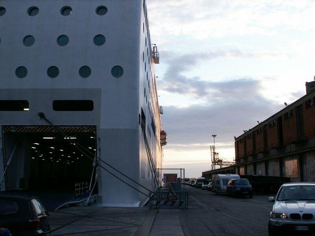Livorno/Hafen